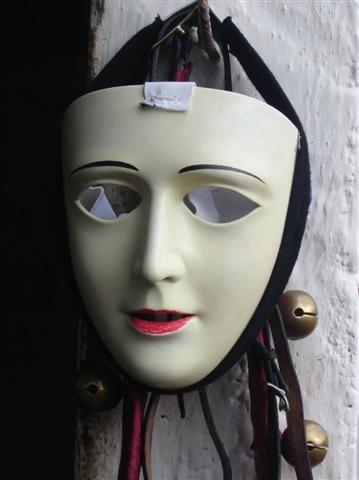 Maschera della Sartiglia